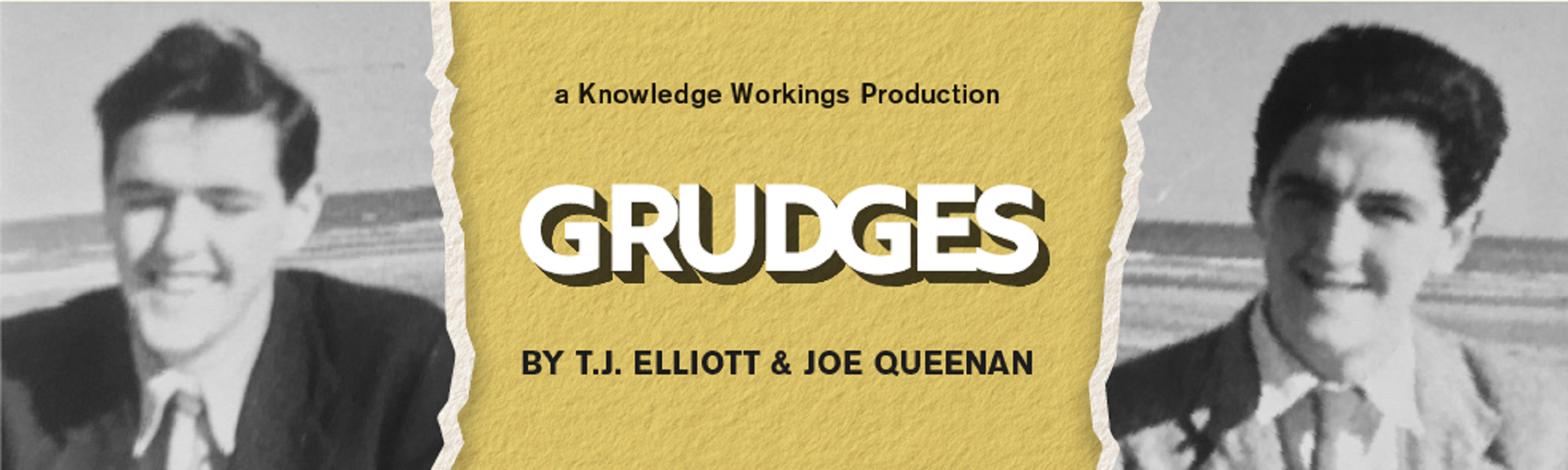 Grudges by Elliott and Queenan
